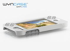 iPhone gaming console case