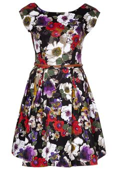 Lovely floral summer dress by Louche @ Zalando ❤ Flowers