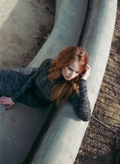 Debby Ryan photographed by Matthew Tammaro for #Aritzia #TheMagazine