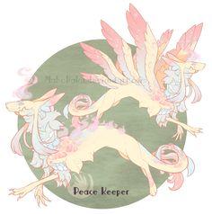 Peace Keeper Dracokai - Personal by MahoHaku on DeviantArt