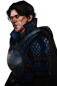 Warden Loghain just because let there be more