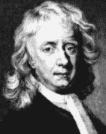 Isaac  (Sir)  Newton (1642-1727) England