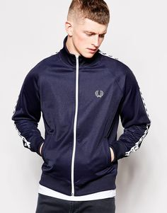 Fred Perry Track Top