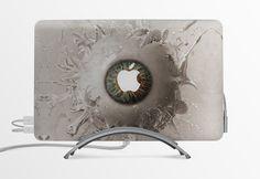 MacBook autocollant / Sticker Creative Custom / par Papierge