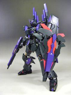 Custom Psycho Nu-Gundam