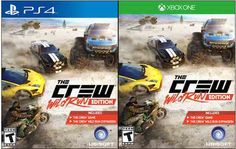 Check out this deal at BestBuy! Get The Crew Wild Run Edition for Playstation 4 or Xbox One for only $19.99! Normally $39.99! The Wild Run Edition comes with the standard award-winning MMO driving game, plus the full expansion pack! If your kids like car games, grab this deal now! Get free in-store pickup or …