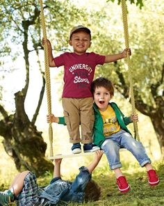 Benetton Toddler Collection - Look 22