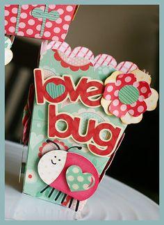 Cricut Valentines Day Project