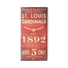 Vintage Cardinals Wall Plaque | Kirklands