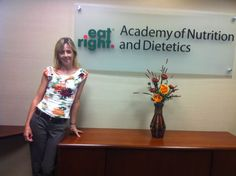 The past 9 years-yes!—as a Spokesperson for the Academy of Nutrition and Dietetics.