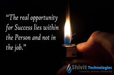 #ShivitTechnologies Thought of the day,#inspirationalthought #qutoes reach us:-http://bit.ly/2nqTc25