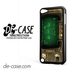 Pipboy 3000 Fallout For Ipod 5 Case Phone Case Gift Present
