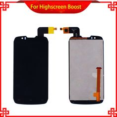 LCD Display Touch Screen For Highscreen boost Cloudfone Thrill430X DNS S4502 DNS-S4502 S4502M  Mobile Phone LCDs Free Shipping #Affiliate