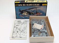 1/72 Heller Doppeldecker-Kampfflugzeug & Sturzkampfbomber Curtiss SBC-4 HELLDIVER bzw. Curtiss CLEVELAND Mk. 1 (http://www.cyram-entertainment.de/shop/products/Modellbau/Militaer/Luftfahrzeuge/2-Weltkrieg/Curtiss-SBC-4-HELLDIVER-CLEVELAND-Mk-1.html)