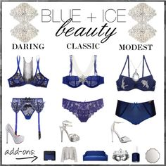 What to Wear Wednesdays: Blue + Ice Beauty #whattowear #boudoir #boudoirwardrobe #austintx #austinboudoir
