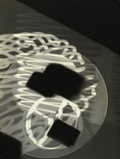 László Moholy-Nagy, Photogram, undated