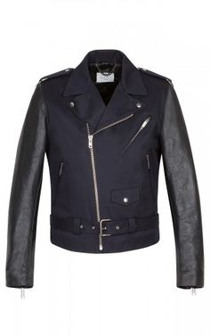 Combo Biker Jacket