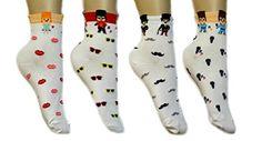 JJMax Famous Character Socks: Elvis, Marilyn Monroe, Michael Jackson, Charlie Chaplin JJMax http://www.amazon.com/dp/B00OPXWG32/ref=cm_sw_r_pi_dp_8H-Jub08QAYJS