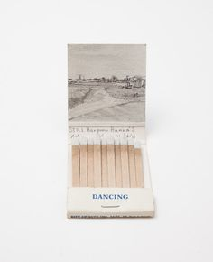 harpoon hanna's / matchbook landscape