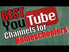 Best YouTube Channels for Homeschooling, Unschooled kids! Vsauce: https://www.youtube.com/user/Vsauce Steve Spangler: https://www.youtube.com/user/Stevespang...