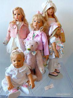 Museum H.G. - dolls resin