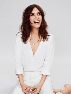 Alexa Chung launches her own clothing line  TV presenter, model, editor of British Vogue and style icon Alexa Chung announced the launch of a brand name Alexachung. It-girl's first collection will be presented in May 2017, and it will include cocktail dresses, casual wear, as well as shoes and accessories.