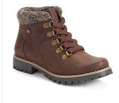 SONOMA Goods for Life™ Women's Lug Ankle Boots Kohls