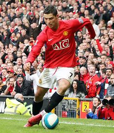 """""""I've never tried to hide the fact that it is my intention to be the best."""" -Cristiano Ronaldo"""