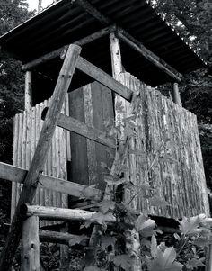 Hunter's Stand, Grafenau, Germany