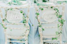 Calligraphy wedding chair signs Wedding Chair Signs, Wedding Chairs, Wedding Calligraphy, For Your Party, Wedding Designs, Designer, Destination Wedding, Home Decor, Decoration Home