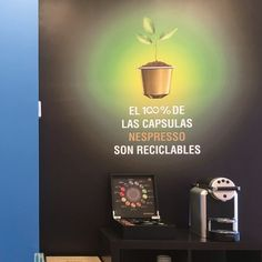Oficinas CoWork Avenida Kennedy Las Condes – IBC Work Express Nespresso, Thing 1, Count, Upcycling, Offices, Create