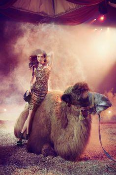 Elle杂志摄影-人像-摄影艺术 - 优秀作品欣赏 - 站酷网(ZCOOL)