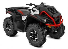 ATV Can-Am  Bombardier Can-Am Outlander X MR 570 '17