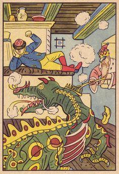 Josef Lada, Nezbedné Pohádky (Naughty Stories), 1946
