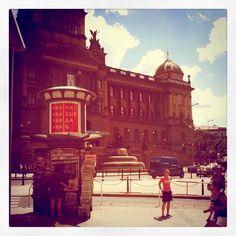 Národni Muzeum - Prague