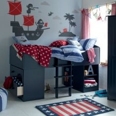 Space Saving Cabin Beds for Boys & Girls | ASPACE