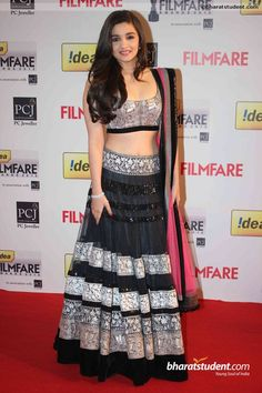 Looking for Designer Indian Bollywood Actress Alia Bhatt Black Lehenga? Buy it at from Rediff Shopping today! Cash on delivery available(COD) for Designer Indian Bollywood Actress Alia Bhatt Black Lehenga & other Apparels, Accessories. Alia Bhatt Lehenga, Bollywood Lehenga, Net Lehenga, Indian Lehenga, Heavy Lehenga, Sabyasachi, Lehenga Choli Designs, Ghagra Choli, Indian Bollywood Actress