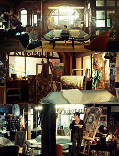 orphan black felix apartment - Iskanje Google