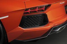 Lamborghini Aventador LP 700-4, detail