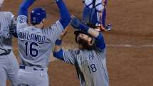 Must C Clutch: Royals score five in the 12th inning