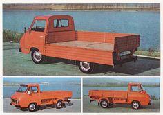 Škoda 1203 Rol (Czechoslovak brochure) | 1970s brochure | Skitmeister | Flickr Rv Truck, Pickup Trucks, Car Pictures, Car Pics, Hobby Cars, Old Trucks, Cars And Motorcycles, Sun Lounger, Offroad