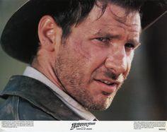 Indiana Jones and the Temple of Doom (1984) Lobby Card