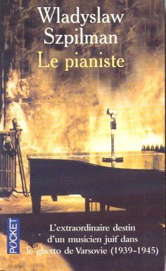 Le pianiste. Terrible. Hunger Games, Books To Buy, Books To Read, Good Books, My Books, Destin, Reading Challenge, Lus, Lectures