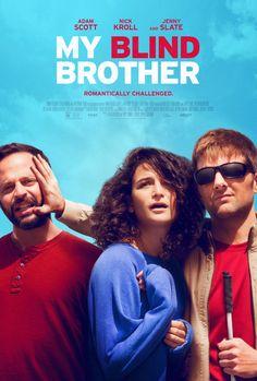 Watch Nick Kroll, Jenny Slate & Adam Scott in My Blind Brother trailer