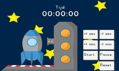 raket  timer Constellation Craft, Time Timer, Apps, Classroom Crafts, Constellations, Teaching, Education, School, Projects