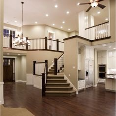 beautiful open floor plan