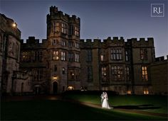 Warwick Castle Wedding by twilight. Places To See, Places Ive Been, Alfred The Great, Warwick Castle, William The Conqueror, Fairytale Weddings, Fortification, Ireland Travel, Getting To Know