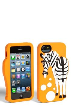 Striped: Zebra' iPhone case
