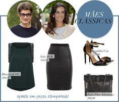 Estilo Meu - Consultoria de Imagem / dicas de moda e estilo / get the look / shop2gether / parceiros do blog / presente dia das mães / sugestões de presentes / peças / mixed / j. chermann / uza shoes / look / mães modernas / stylish moms / mothr present / mothers day / fashion tips / styling tips / blogger / blogging / fashion post design / fashion post layout /