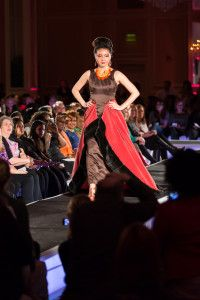 #GoodwillRTR #upcycle #fashion #fashionshow